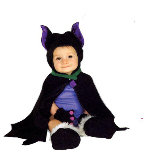 disfraz bebe murcielago