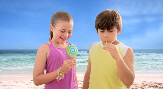 helados saludables para niños