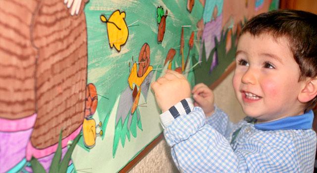 Aulas gratuitas en colegios públicos de 0 a 3 años