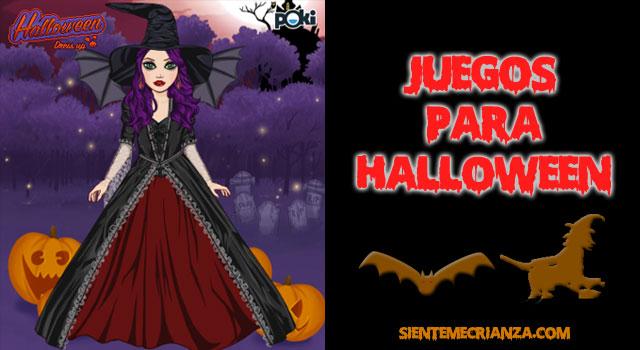 juegos para halloween