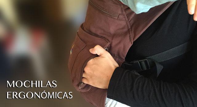 las mochilas ergonómicas llegan a las grandes superficies