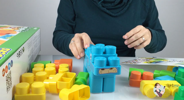 Molto Blocks Magic Zoo
