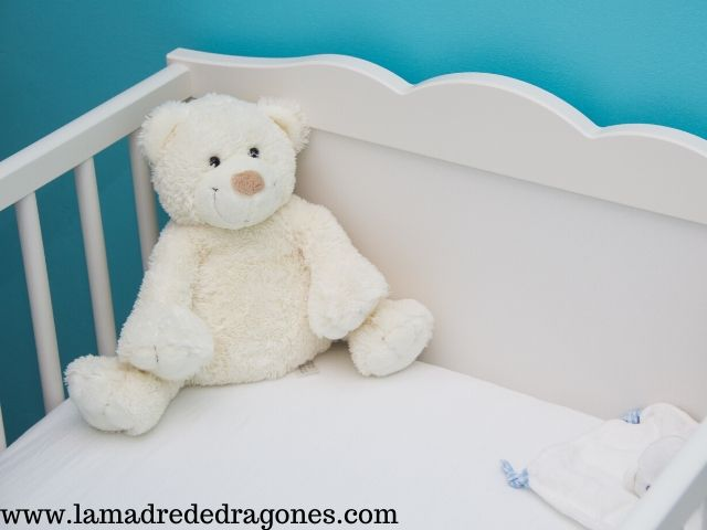 ropa de cuna para bebés