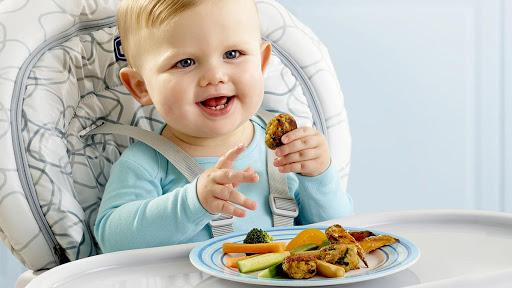 blw alimentación complementaria autorregulada
