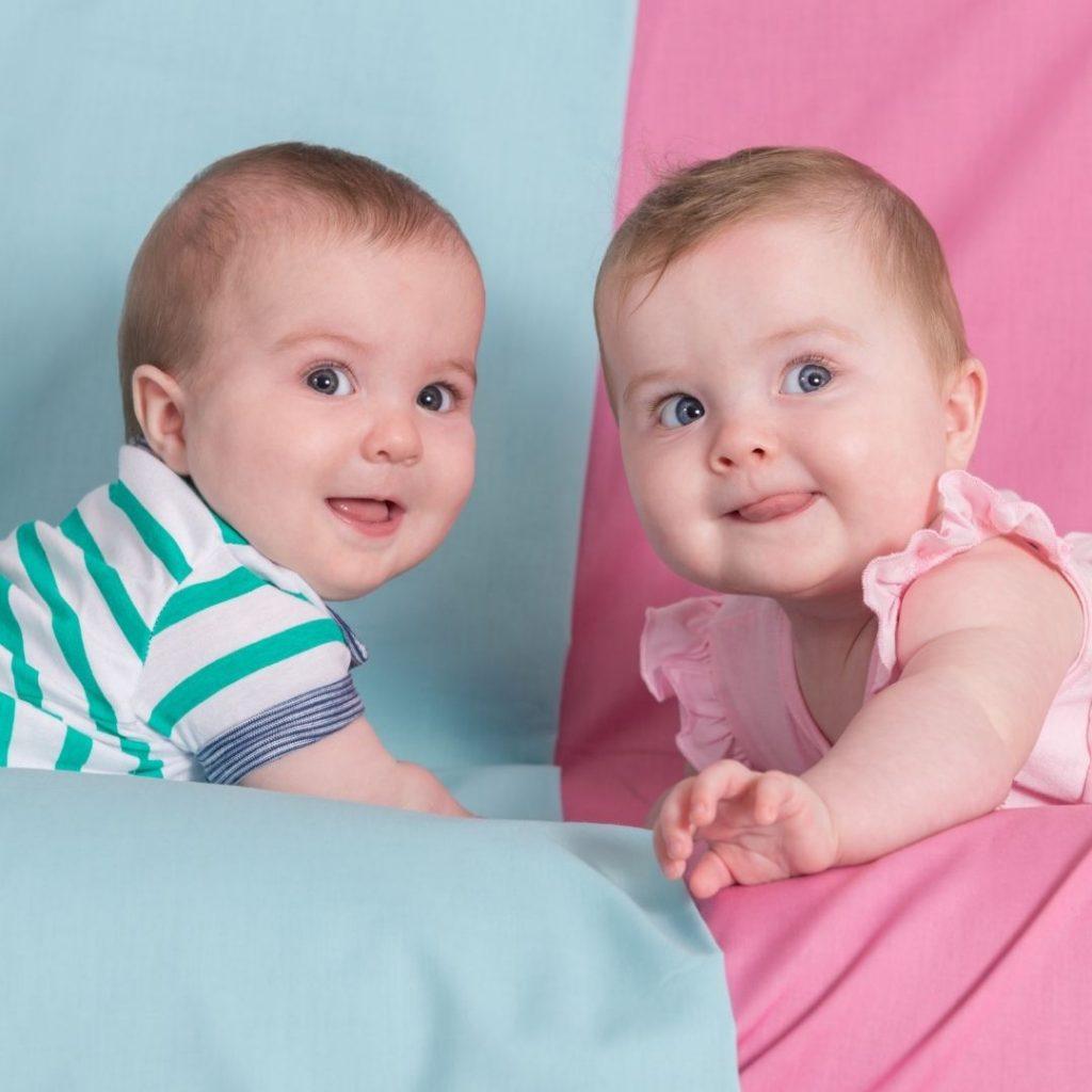 Factores que aumentan probabilidades de tener gemelos