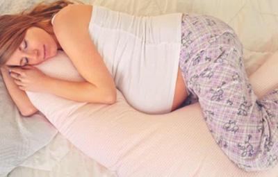 Dormir durante el embarazo