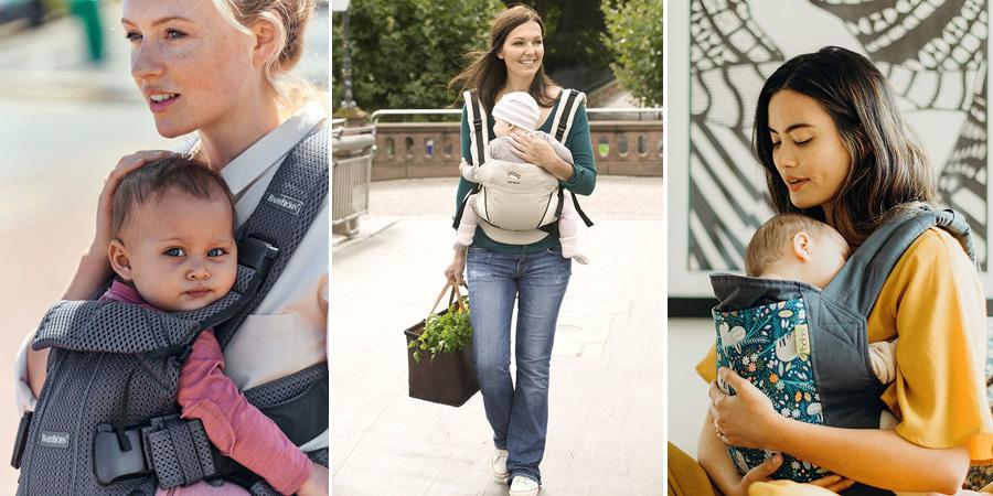 Las Mejores mochilas portabebes ¿cual comprar?