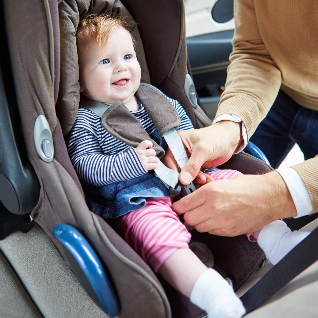 mejores sillas de coche para bebés