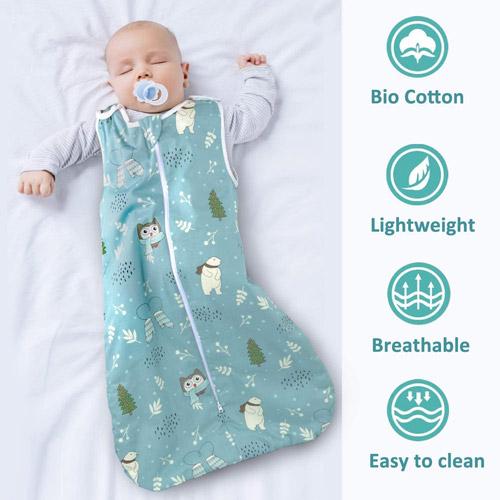 Viedouce Saco de Dormir para Bebé