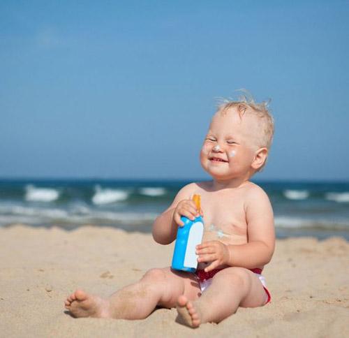 Bebes a la playa - Consejos y Recomendaciones