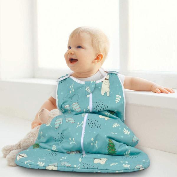 los mejores sacos para dormir bebés