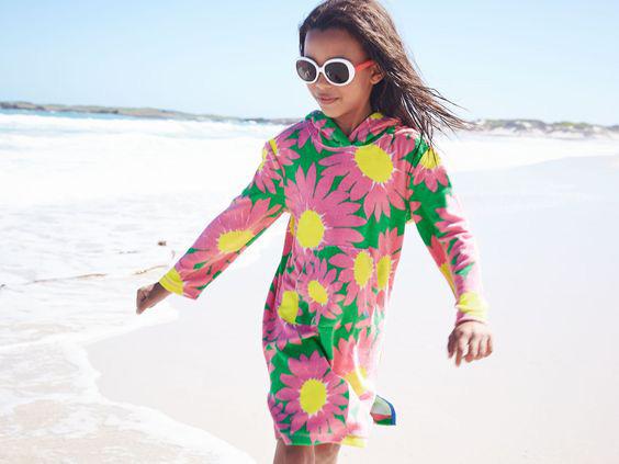 Porque deben usar gafas de sol los niños