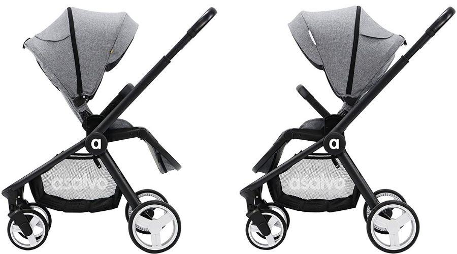 sillas reversibles para bebés